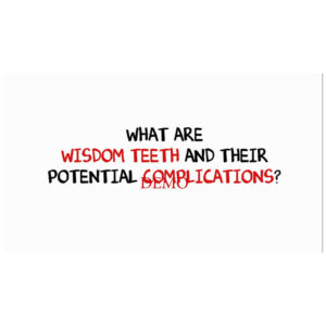 best wisdom teeth dentist in australia