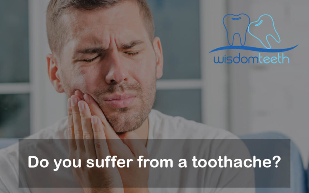 Do you suffer from a toothache?
